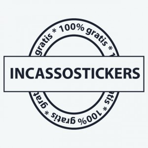 Incassosticker